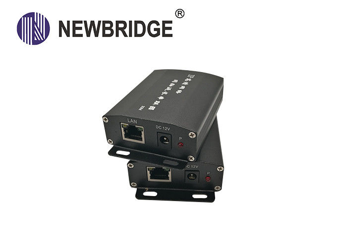 Fiber optic extender  ip+power supply Ethernet Over Coax Extender with 2 BNC ports & 1 rj45 port